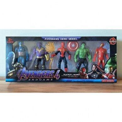 Super herojų rinkinys