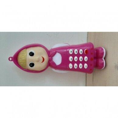 Telefonas Maša ir lokys