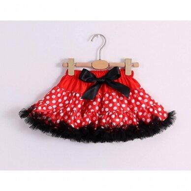 Tutu Petiskirt sijonas Minnie Mouse