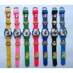 """Vaikiški laikrodukai """"Super Mario"""""""