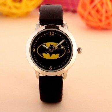 """Vaikiškas laikrodis """"Betmanas"""""""
