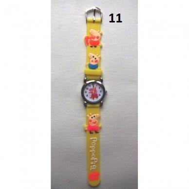 Vaikiški laikrodukai Peppa Pig 2
