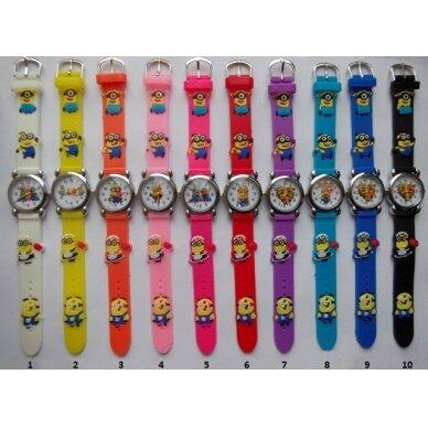 Vaikiški laikrodukai Pimpačkiukai