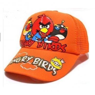 Vasarinė kepuraitė Angry Birds